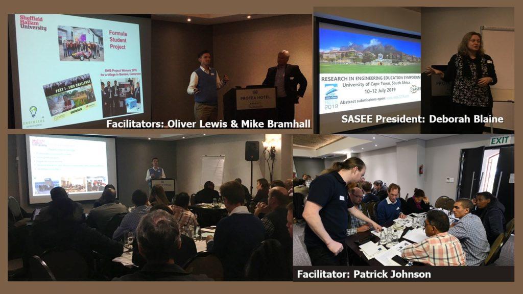 SASEE WS June 2018 Facilitators